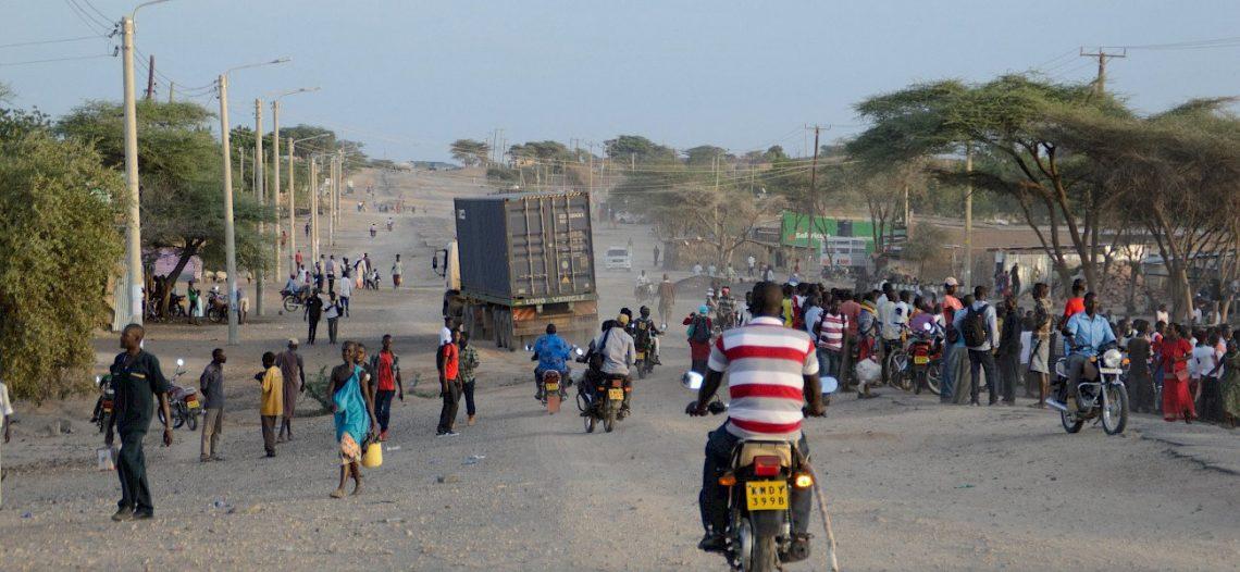 Leben in Kenia