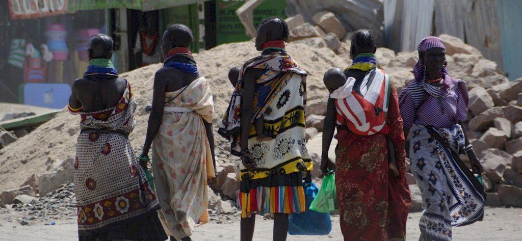 Corona Update aus Kenia: Frauen in Lodwar